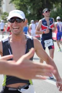 IronMan triathlon Nice 2012