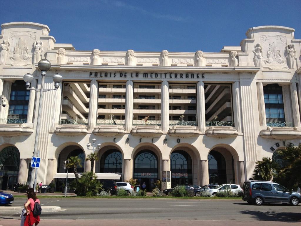 Hotel Palais de la Méditerranée